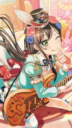 Game Character, Character Design, Toyama, Kawaii Anime Girl, Anime Girls, Girl Bands, Yandere, Otaku, Anime Art