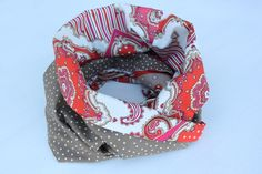 Check out our scarves selection for the very best in unique or custom, handmade pieces from our shops. Loop Scarf, Baby Car Seats, Orange, Brown, Unique, Handmade, Etsy, Hand Made, Craft