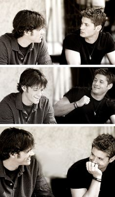 J2, joking on set on the early days
