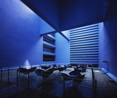 Hotel Camino Real, Cidade do México - Ricardo Legorreta