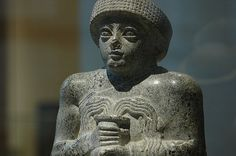 Image result for votive statue of gudea