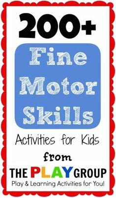 fine motor skills by trina.n.riley