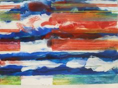 Buy Cross Roads, Painting by Sue MACDOUGALL on Artfinder. Discover thousands of… Blood Sweat And Tears, Old Port, Thessaloniki, National Flag, Art For Sale, Roads, Art Gallery, My Arts, Blue And White