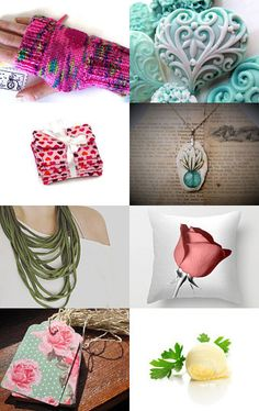 Valentine Love  by Danielle on Etsy--Pinned with TreasuryPin.com