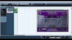 ADSR Pro Spectrasonics Stylus RMX Midi learn / latching midi controller ...