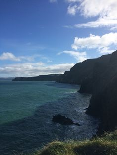 Who knew Northern Ireland was so pretty? Check out my trip here: https://treasuredtravelsblog.wordpress.com/2016/03/18/a-long-weekend-in-belfast/ #travel #blog