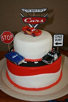 cars liams cake?????(only if my mom says she can do it lol)!