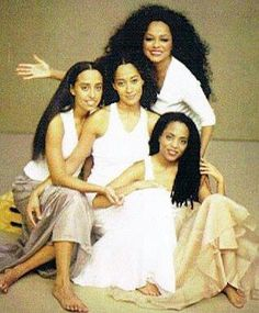 diana ross and daughters