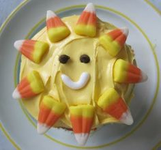 Seasons Of Joy: Summer Cupcakes