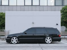 1999 E-Class Wagon -  That's a man-wagon!  And, if you're a brit, it's called an estate wagon.