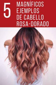 Magníficos ejemplos de cabello rosa-dorado #balayage #pelorosa #cabellorosa #ombre #balayagerosa #tinte | teñir cabello | aclarar cabello | blanquear cabello | teñir pelo | balayage morenas | balayage rubias| balayage castaño | balayage pelo corto | ombre hair| balayage pelo oscuro| balayage pelo castaño | balayage pelo rosa Balayage Hair, Ombre Hair, One Step, Girl Tips, Dinners For Kids, Healthy Living Tips, No Carb Diets, Up Hairstyles, New Hair