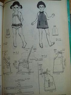 Pattern drafting Vol. I #5 | Flickr: partage de photos!