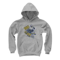 Mike Fisher Point B Nashville Officially Licensed NHLPA Youth Hoodie S-XL