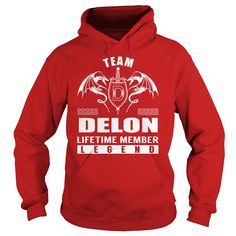 Team DELON Lifetime Member Legend Name Shirts #gift #ideas #Popular #Everything #Videos #Shop #Animals #pets #Architecture #Art #Cars #motorcycles #Celebrities #DIY #crafts #Design #Education #Entertainment #Food #drink #Gardening #Geek #Hair #beauty #Health #fitness #History #Holidays #events #Home decor #Humor #Illustrations #posters #Kids #parenting #Men #Outdoors #Photography #Products #Quotes #Science #nature #Sports #Tattoos #Technology #Travel #Weddings #Women