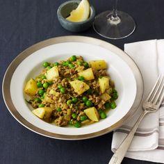 Beef Keema  | Food & Wine