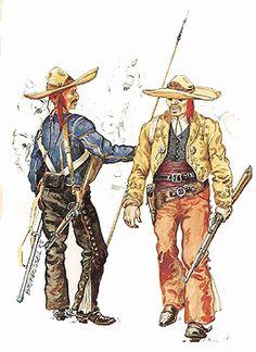 The Mexican Adventure: Uniforms: Republican Army