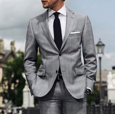 Modern look with grey