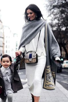 Matching shades of grey | The Lifestyle Edit