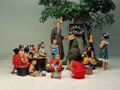 WANG QINGSONG http://www.widewalls.ch/artist/wang-qingsong/ #photography #video #art