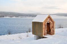 Freya's Cabin:  beautiful love story