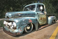 Classic Ford Pickup