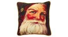 Holiday Gifts, Santa, Couch, Gift Ideas, Holidays, Pillows, Chair, Painting, Decor