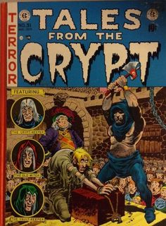 Tales From The Crypt Hard Cover EC Comics Volume 3 William M Gaines 1979