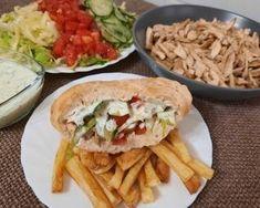 Gyros hús házilag csirkemellből | Marcsi Glückné receptje - Cookpad receptek Mexican, Ethnic Recipes, Food, Meals, Yemek, Eten