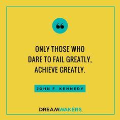 JFK inspirational quote