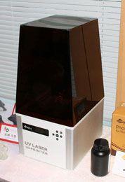 3Dプリンタニュース: 23万円で買える光造形方式3Dプリンタ「ノーベル 1.0」がついに発売http://monoist.atmarkit.co.jp/mn/articles/1502/10/news152.html