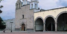 Templo de la Purísima Concepción en el Estado de México