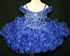 Glitz Baby Pageant Dress
