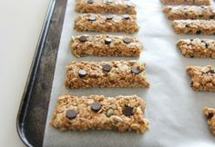 Low FODMAP Muesli (Granola) Bars