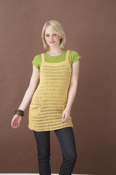 Summer Tunic crochet pattern... Gotta try it!
