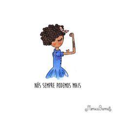 Instagram photo by monicacrema.art - Luta e resistência. ❤️