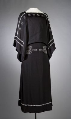 Courtesy of The Royal Armoury (http://emuseumplus.lsh.se/). The dress worn by lady Louise Mountbatten at her engagement to crown prince Gustaf Adolf in 1923.
