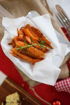 Γλυκοπατάτα στο φούρνο ως συνοδευτικό | Cool Artisan