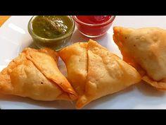 Dukane Hai Band, Samosa Khane Ka Hai Mann To Aaj hi Banayein Aloo Samosa Samosa Recipe, Carrot Seeds, Naan, Coriander, Samosas, Cooking Recipes, Snacks, Make It Yourself, Ethnic Recipes