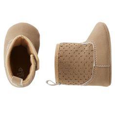 OshKosh Cut Out Crib Boots