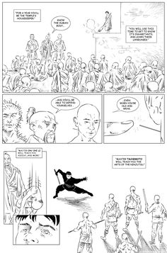 The Bat-Man: Rise and Fall #4 page 1  Read all issues on http://scripts-and-comics.com/comics/ #batman #dc #dccomics #fanart