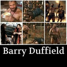 barry duffield biography