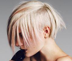 Esse cabelo é bem parecido com o da Miley Cyrus, né? Já está virando tendência #fashion