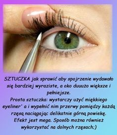 Notice: Undefined variable: desc in /home/www/weselnybox.phtml on line 23 Beauty Makeup Tips, Makeup Inspo, Beauty Secrets, Eye Makeup, Beauty Hacks, Hair Makeup, Hair Beauty, Face Care, Skin Care