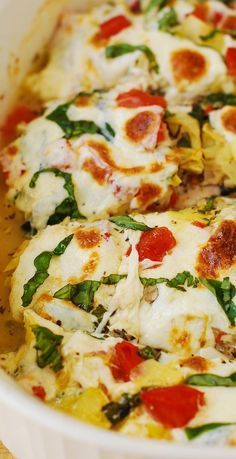 Mediterranean Baked Chicken Breasts - perfect recipe for the Spring and Summer! Light, lean, packed with protein, and very satisfying dinner! chicken recipes for dinner New Recipes, Dinner Recipes, Cooking Recipes, Healthy Recipes, Dinner Ideas, Easy Recipes, Soup Recipes, Salad Recipes, Breakfast Recipes