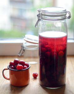 Polish Recipes, Polish Food, Irish Cream, Mason Jars, Food And Drink, Homemade, Mugs, Drinks, Cooking