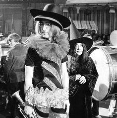John and Yoko Rock And Roll Circus