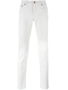 DOLCE & GABBANA slim-fit jeans. #dolcegabbana #cloth #jeans