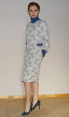 Seventies dress, © by Puffka&Sue