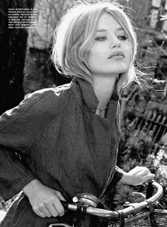 Georgia May Jagger by Yelena Yemchuk for Vogue Italia