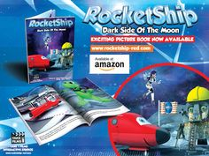 RocketShip: Dark Side of the Moon